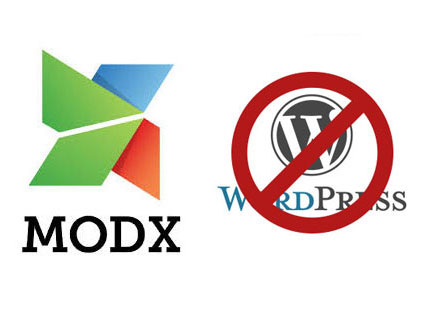 Why MODX is our CMS of Choice and not WordPress (gasp!) Intro Photo