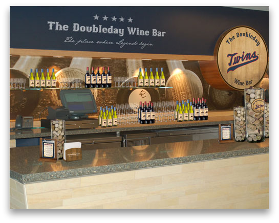 DoubleDay Wine Bar Concept